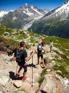 Stage Trail Initiation J3 · Alpes, Aiguilles Rouges, Vallée de Chamonix, FR · GPS 45°58'58.52'' N 6°53'59.74'' E · Altitude 2174m