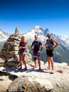 Stage Trail Initiation J3 · Alpes, Aiguilles Rouges, Vallée de Chamonix, FR · GPS 45°58'57.04'' N 6°54'23.48'' E · Altitude 2101m
