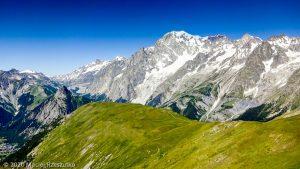 CCC en off · Alpes, Massif du Mont-Blanc, CCC, IT · GPS 45°49'18.17'' N 7°1'10.27'' E · Altitude 2511m