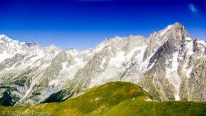 CCC en off · Alpes, Massif du Mont-Blanc, CCC, IT · GPS 45°49'18.21'' N 7°1'10.07'' E · Altitude 2511m