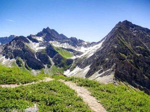 CCC en off · Alpes, Massif du Mont-Blanc, CCC, IT · GPS 45°49'18.29'' N 7°1'10.07'' E · Altitude 2511m