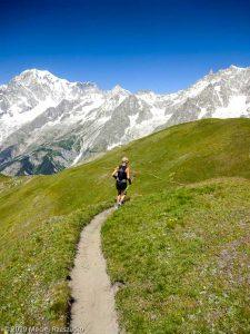 CCC en off · Alpes, Massif du Mont-Blanc, CCC, IT · GPS 45°49'25.19'' N 7°1'4.04'' E · Altitude 2474m