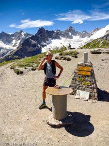 CCC en off · Alpes, Massif du Mont-Blanc, CCC, IT · GPS 45°53'20.22'' N 7°4'40.26'' E · Altitude 2473m