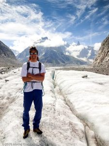 Dans la montée au Refuge du Couvercle · Alpes, Massif du Mont-Blanc, FR · GPS 45°55'2.32'' N 6°56'7.78'' E · Altitude 1873m