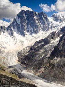 Au Refuge du Couvercle · Alpes, Massif du Mont-Blanc, FR · GPS 45°54'36.79'' N 6°57'56.69'' E · Altitude 2687m