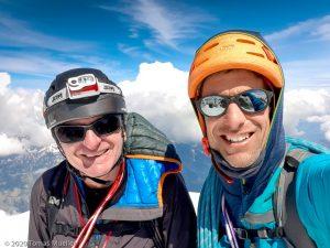 Aiguille du Jardin · Alpes, Massif du Mont-Blanc, FR · GPS 45°56'4.57'' N 6°58'12.21'' E · Altitude 4035m