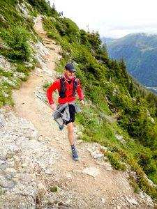 Stage Trail Perfectionement J1 · Alpes, Aiguilles Rouges, Vallée de Chamonix, FR · GPS 45°57'15.70'' N 6°52'22.04'' E · Altitude 1842m