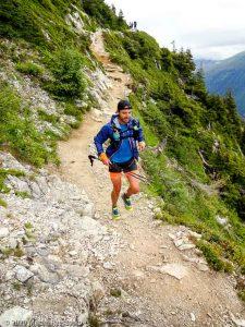 Stage Trail Perfectionement J1 · Alpes, Aiguilles Rouges, Vallée de Chamonix, FR · GPS 45°57'15.74'' N 6°52'22.07'' E · Altitude 1843m