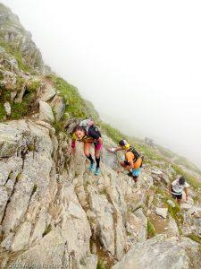 Stage Trail Perfectionement J2 · Alpes, Massif du Mont-Blanc, Vallée de Chamonix, FR · GPS 45°52'49.58'' N 6°51'22.37'' E · Altitude 2301m