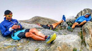 Stage Trail Perfectionement J2 · Alpes, Massif du Mont-Blanc, Vallée de Chamonix, FR · GPS 45°52'37.18'' N 6°51'28.98'' E · Altitude 2546m