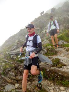 Stage Trail Perfectionement J2 · Alpes, Massif du Mont-Blanc, Vallée de Chamonix, FR · GPS 45°52'51.30'' N 6°51'16.90'' E · Altitude 2332m