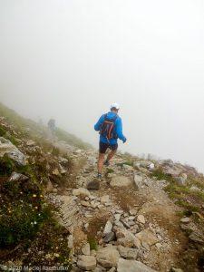 Stage Trail Perfectionement J2 · Alpes, Massif du Mont-Blanc, Vallée de Chamonix, FR · GPS 45°52'51.43'' N 6°51'16.79'' E · Altitude 2332m