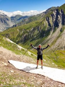 Stage Trail Perfectionement J3 · Alpes, Massif du Mont-Blanc, Val Ferret, IT · GPS 45°49'16.86'' N 7°1'16.47'' E · Altitude 2484m