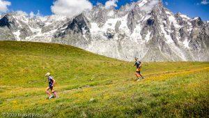 Stage Trail Perfectionement J3 · Alpes, Massif du Mont-Blanc, Val Ferret, IT · GPS 45°49'10.70'' N 6°59'42.47'' E · Altitude 2276m