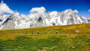 Stage Trail Perfectionement J3 · Alpes, Massif du Mont-Blanc, Val Ferret, IT · GPS 45°49'2.96'' N 6°59'25.92'' E · Altitude 2238m