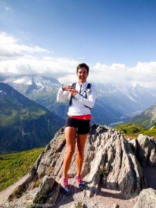 Reco du Marathon du Mont-Blanc · Alpes, Massif du Mont-Blanc, Vallée de Chamonix, FR · GPS 46°1'5.13'' N 6°56'24.80'' E · Altitude 2159m
