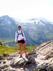 Reco du Marathon du Mont-Blanc · Alpes, Massif du Mont-Blanc, Vallée de Chamonix, FR · GPS 46°1'5.14'' N 6°56'24.78'' E · Altitude 2160m