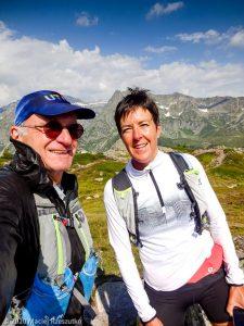 Reco du Marathon du Mont-Blanc · Alpes, Massif du Mont-Blanc, Vallée de Chamonix, FR · GPS 46°1'5.17'' N 6°56'24.71'' E · Altitude 2160m