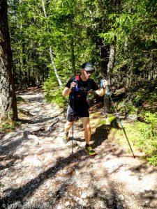 Stage Trail Découverte J1 · Alpes, Massif du Mont-Blanc, Vallée de Chamonix, FR · GPS 45°56'49.02'' N 6°54'7.97'' E · Altitude 1165m