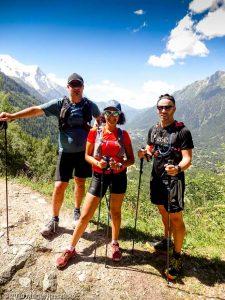 Stage Trail Découverte J1 · Alpes, Massif du Mont-Blanc, Vallée de Chamonix, FR · GPS 45°56'55.71'' N 6°54'56.72'' E · Altitude 1459m