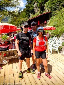 Stage Trail Découverte J1 · Alpes, Massif du Mont-Blanc, Vallée de Chamonix, FR · GPS 45°56'44.18'' N 6°55'8.66'' E · Altitude 1435m