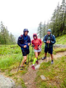 Stage Trail Découverte J2 · Alpes, Massif du Mont-Blanc, Vallée de Chamonix, FR · GPS 45°54'11.19'' N 6°52'29.29'' E · Altitude 1778m