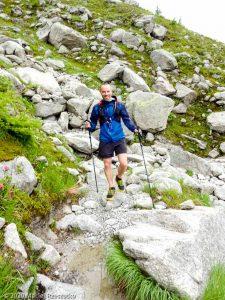 Stage Trail Découverte J2 · Alpes, Massif du Mont-Blanc, Vallée de Chamonix, FR · GPS 45°54'28.93'' N 6°53'33.64'' E · Altitude 2134m
