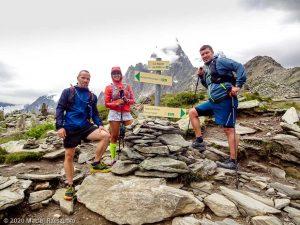 Stage Trail Découverte J2 · Alpes, Massif du Mont-Blanc, Vallée de Chamonix, FR · GPS 45°55'42.42'' N 6°54'45.11'' E · Altitude 2174m