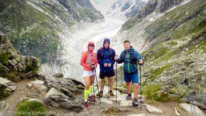 Stage Trail Découverte J2 · Alpes, Massif du Mont-Blanc, Vallée de Chamonix, FR · GPS 45°55'40.34'' N 6°54'47.39'' E · Altitude 2175m