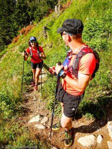 Stage Trail Découverte J3 · Alpes, Aiguilles Rouges, Vallée de Chamonix, FR · GPS 45°55'50.94'' N 6°51'25.84'' E · Altitude 1541m