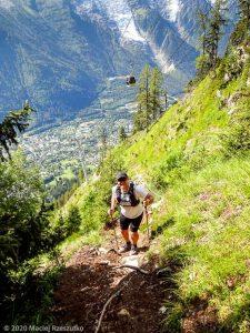 Stage Trail Découverte J3 · Alpes, Aiguilles Rouges, Vallée de Chamonix, FR · GPS 45°55'59.13'' N 6°51'19.66'' E · Altitude 1751m