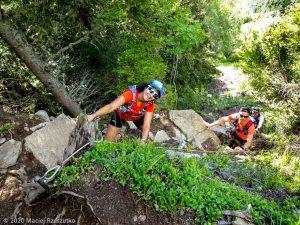 Stage Trail Découverte J3 · Alpes, Aiguilles Rouges, Vallée de Chamonix, FR · GPS 45°55'59.31'' N 6°51'19.72'' E · Altitude 1756m