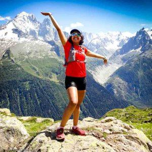 Stage Trail Découverte J3 · Alpes, Aiguilles Rouges, Vallée de Chamonix, FR · GPS 45°58'51.92'' N 6°53'44.49'' E · Altitude 2180m