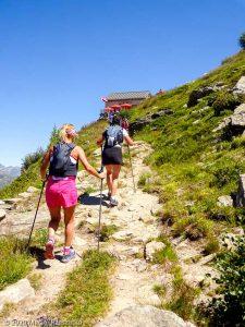 Stage Trail Initiation J1 · Alpes, Massif du Mont-Blanc, Vallée de Chamonix, FR · GPS 45°54'16.30'' N 6°52'54.70'' E · Altitude 2135m