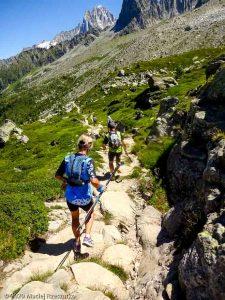 Stage Trail Initiation J1 · Alpes, Massif du Mont-Blanc, Vallée de Chamonix, FR · GPS 45°54'17.84'' N 6°53'9.05'' E · Altitude 2143m