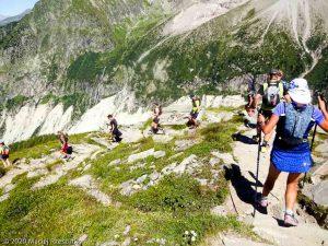 Stage Trail Initiation J1 · Alpes, Massif du Mont-Blanc, Vallée de Chamonix, FR · GPS 45°55'42.63'' N 6°54'45.11'' E · Altitude 2154m