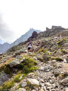 Stage Trail Initiation J2 · Alpes, Massif du Mont-Blanc, Vallée de Chamonix, FR · GPS 45°52'43.19'' N 6°51'24.17'' E · Altitude 2426m