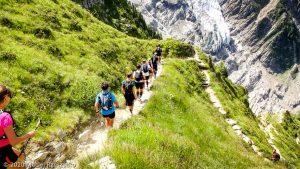 Stage Trail Initiation J2 · Alpes, Massif du Mont-Blanc, Vallée de Chamonix, FR · GPS 45°52'58.61'' N 6°51'12.68'' E · Altitude 2174m