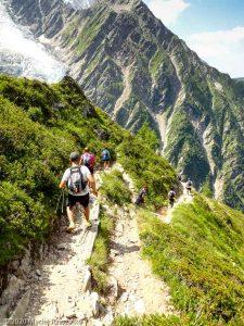 Stage Trail Initiation J2 · Alpes, Massif du Mont-Blanc, Vallée de Chamonix, FR · GPS 45°52'57.89'' N 6°51'11.13'' E · Altitude 2153m