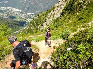 Stage Trail Initiation J2 · Alpes, Massif du Mont-Blanc, Vallée de Chamonix, FR · GPS 45°52'57.32'' N 6°51'9.03'' E · Altitude 2129m