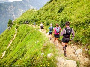 Stage Trail Initiation J2 · Alpes, Massif du Mont-Blanc, Vallée de Chamonix, FR · GPS 45°53'15.22'' N 6°51'2.26'' E · Altitude 1920m
