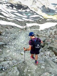 Reco Swiss Peaks 170 · Alpes, Alpes Valaisannes, CH · GPS 46°4'56.43'' N 7°21'48.81'' E · Altitude 2956m