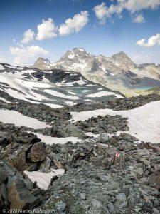 Reco Swiss Peaks 170 · Alpes, Alpes Valaisannes, CH · GPS 46°4'56.12'' N 7°21'47.17'' E · Altitude 2942m