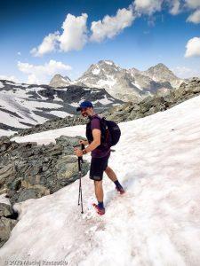 Reco Swiss Peaks 170 · Alpes, Alpes Valaisannes, CH · GPS 46°4'56.33'' N 7°21'44.78'' E · Altitude 2920m