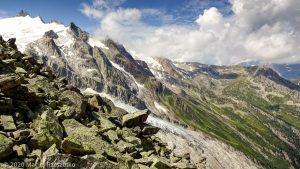 Reco Swiss Peaks 170 · Alpes, Alpes Valaisannes, CH · GPS 46°1'8.68'' N 7°2'23.59'' E · Altitude 2619m