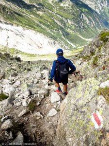 Reco Swiss Peaks 170 · Alpes, Alpes Valaisannes, CH · GPS 46°1'9.56'' N 7°2'22.71'' E · Altitude 2608m
