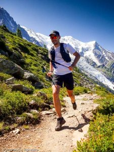 Stage Trail Initiation J1 · Alpes, Massif du Mont-Blanc, Vallée de Chamonix, FR · GPS 45°54'18.75'' N 6°52'51.06'' E · Altitude 2096m