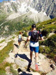 Stage Trail Initiation J1 · Alpes, Massif du Mont-Blanc, Vallée de Chamonix, FR · GPS 45°55'42.62'' N 6°54'45.03'' E · Altitude 2183m