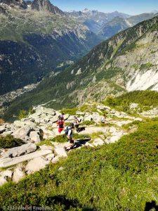 Stage Trail Initiation J1 · Alpes, Massif du Mont-Blanc, Vallée de Chamonix, FR · GPS 45°55'43.18'' N 6°54'46.56'' E · Altitude 2175m