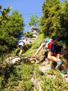 Stage Trail Initiation J3 · Alpes, Aiguilles Rouges, Vallée de Chamonix, FR · GPS 45°55'59.25'' N 6°51'19.80'' E · Altitude 1814m